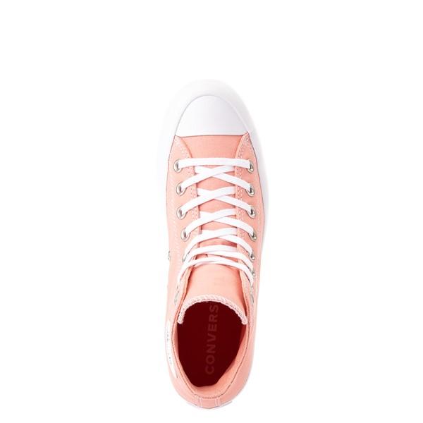 alternate view Womens Converse Chuck Taylor All Star Hi Lugged Sneaker - QuartzALT4B