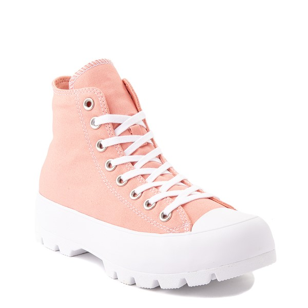 alternate view Womens Converse Chuck Taylor All Star Hi Lugged Sneaker - QuartzALT5