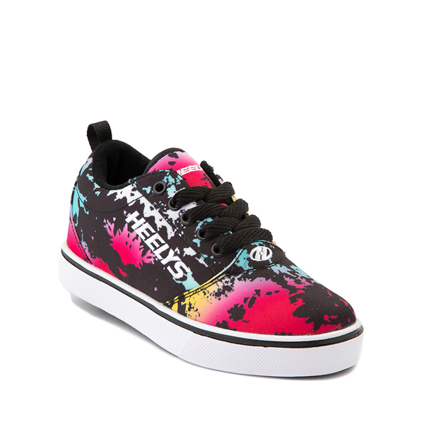 alternate view Heelys Pro 20 Skate Shoe - Little Kid / Big Kid - Black / Tie DyeALT5