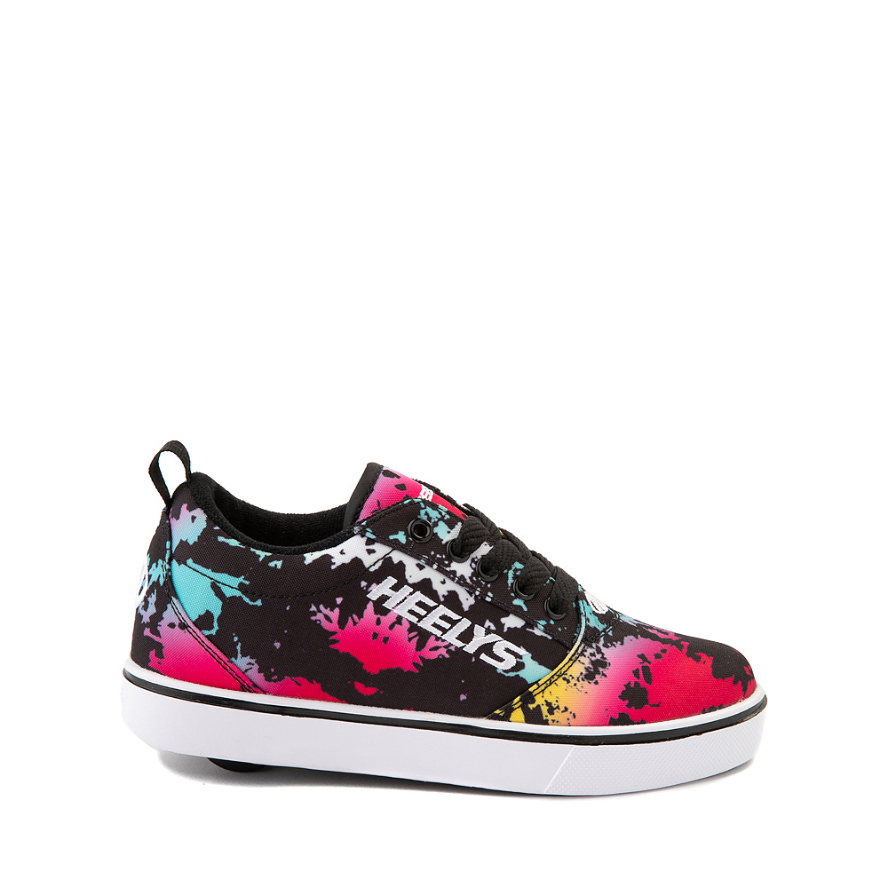 Heelys Pro 20 Skate Shoe - Little Kid / Big Kid - Black / Tie Dye
