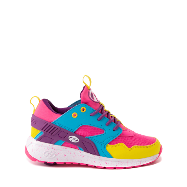 Main view of Heelys Force Skate Shoe - Little Kid / Big Kid - Neon Color-Block