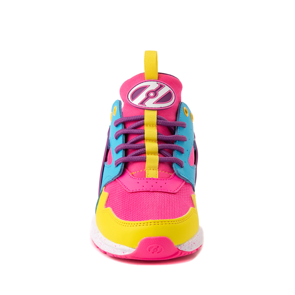 alternate view Heelys Force Skate Shoe - Little Kid / Big Kid - Neon Color-BlockALT4