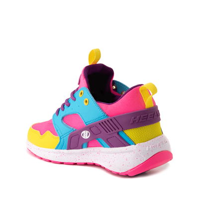 Alternate view of Heelys Force Skate Shoe - Little Kid / Big Kid - Neon Color-Block