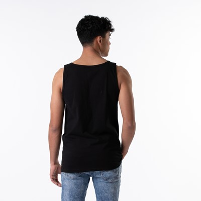 Alternate view of Mens Vans Classic Tank - Black