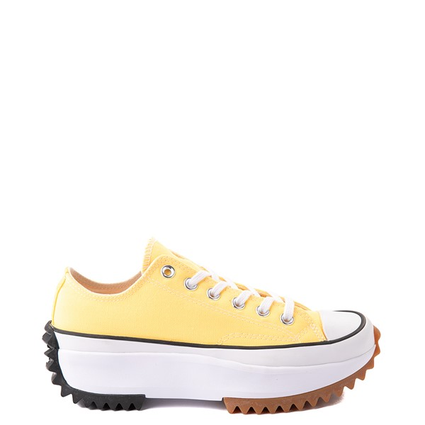 Converse Run Star Hike Lo Platform Sneaker - Citron Pulse