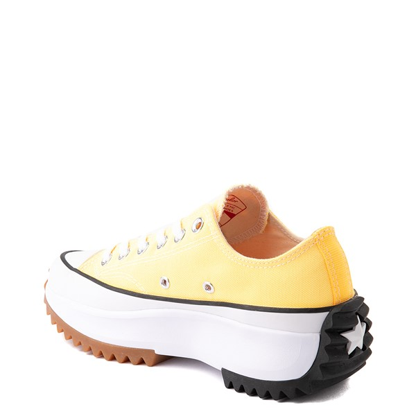 alternate view Converse Run Star Hike Lo Platform Sneaker - Citron PulseALT1