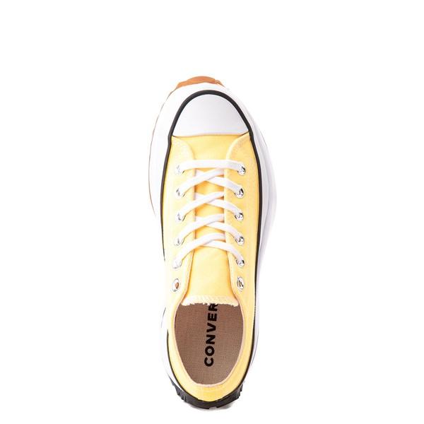 alternate view Converse Run Star Hike Lo Platform Sneaker - Citron PulseALT2