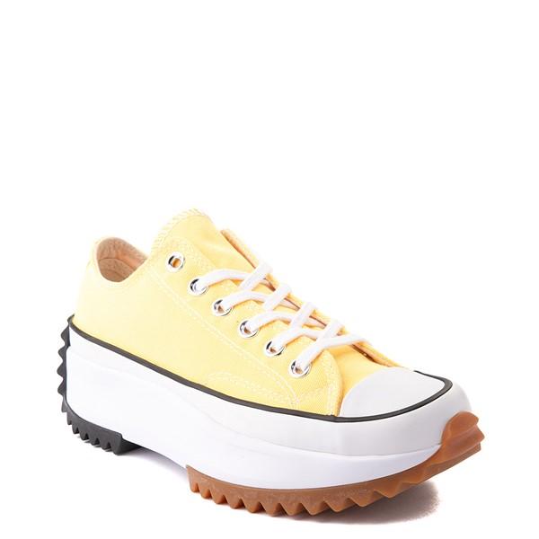 alternate view Converse Run Star Hike Lo Platform Sneaker - Citron PulseALT5