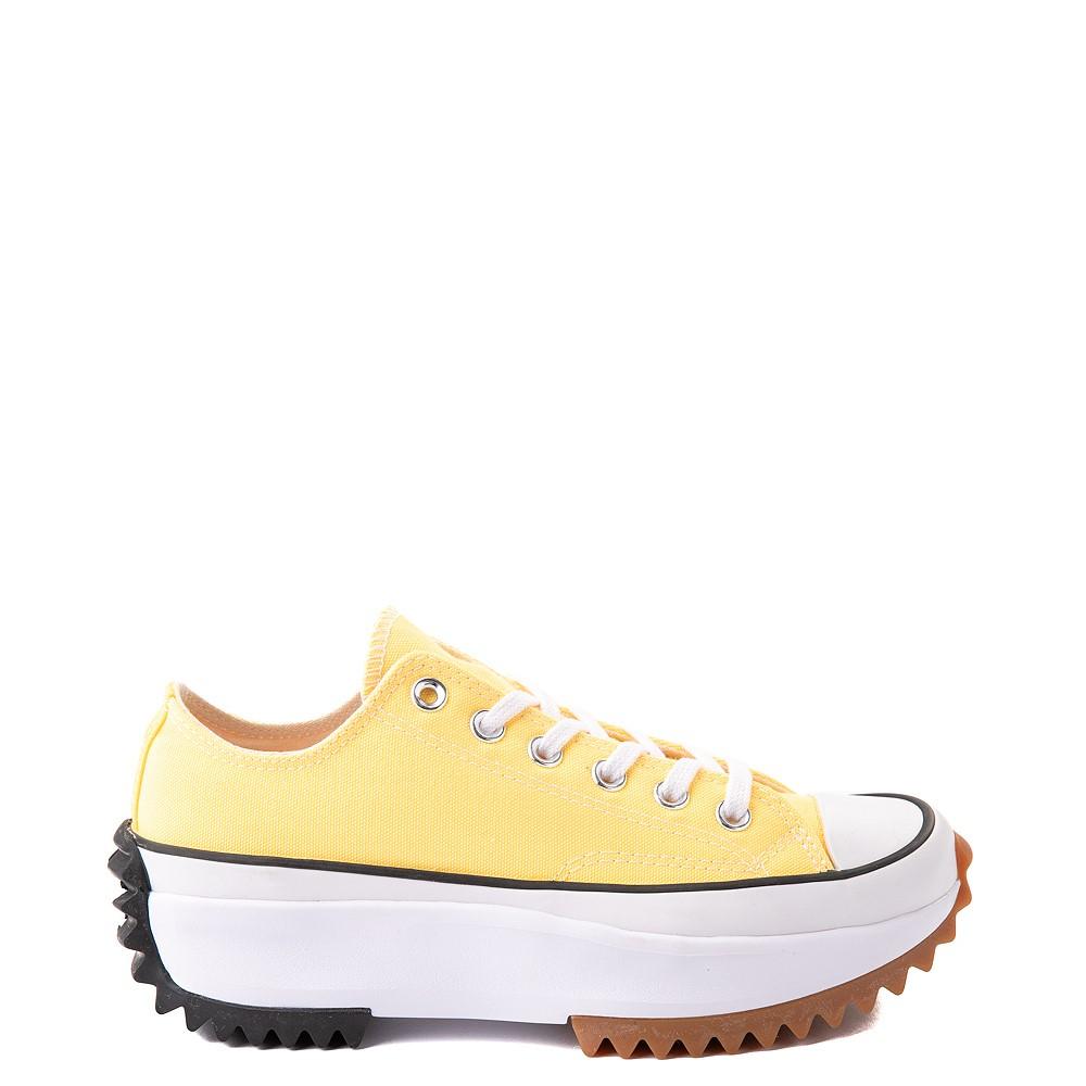 Converse Run Star Hike Lo Platform Sneaker - Citron Pulse