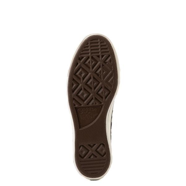 alternate view Womens Converse Chuck Taylor All Star Hi Platform Sneaker - LeopardALT3