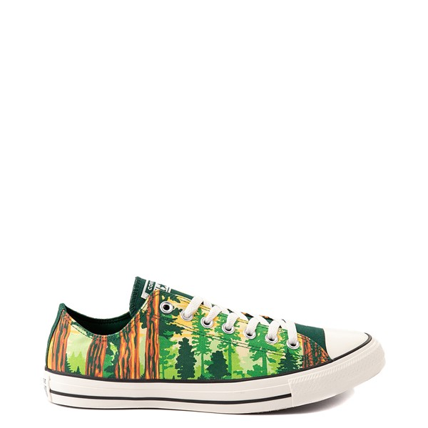 Main view of Converse Chuck Taylor All Star Lo National Parks Sneaker - Midnight Clover