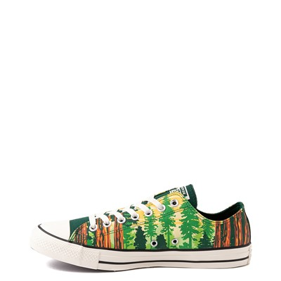 Alternate view of Converse Chuck Taylor All Star Lo National Parks Sneaker - Midnight Clover