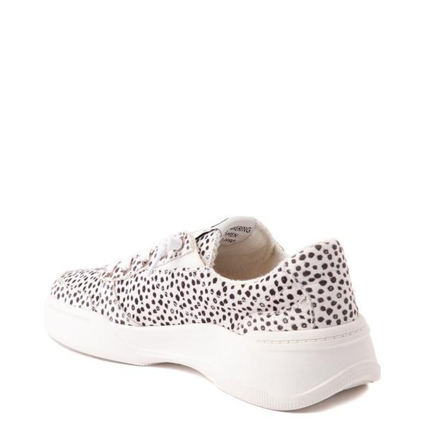 alternate view Womens Roxy Harper Slip On Casual Shoe - LeopardALT1