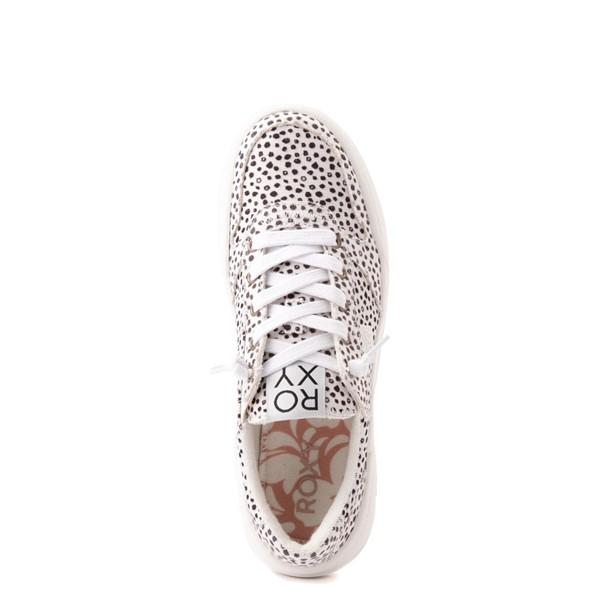 alternate view Womens Roxy Harper Slip On Casual Shoe - LeopardALT4B