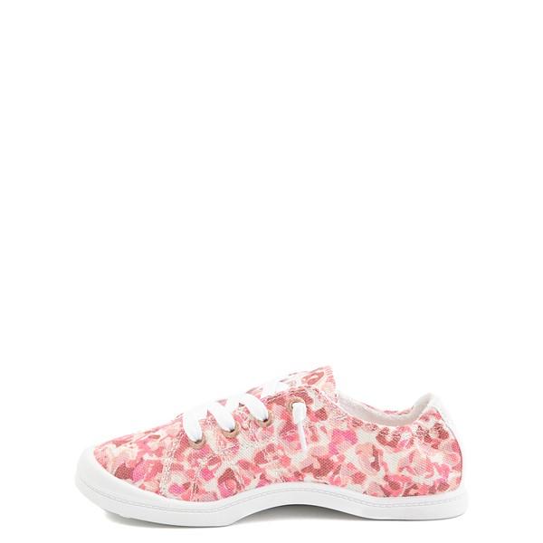 alternate view Roxy Bayshore Casual Shoe - Little Kid / Big Kid - Pink LeopardALT1