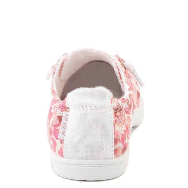 alternate view Roxy Bayshore Casual Shoe - Little Kid / Big Kid - Pink LeopardALT4