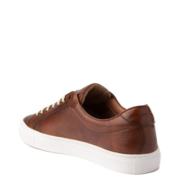 alternate view Mens Crevo Percy Casual Shoe - ChestnutALT1