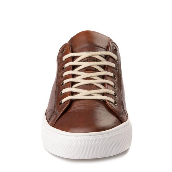alternate view Mens Crevo Percy Casual Shoe - ChestnutALT4