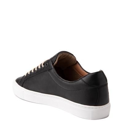 Alternate view of Mens Crevo Percy Casual Shoe - Black