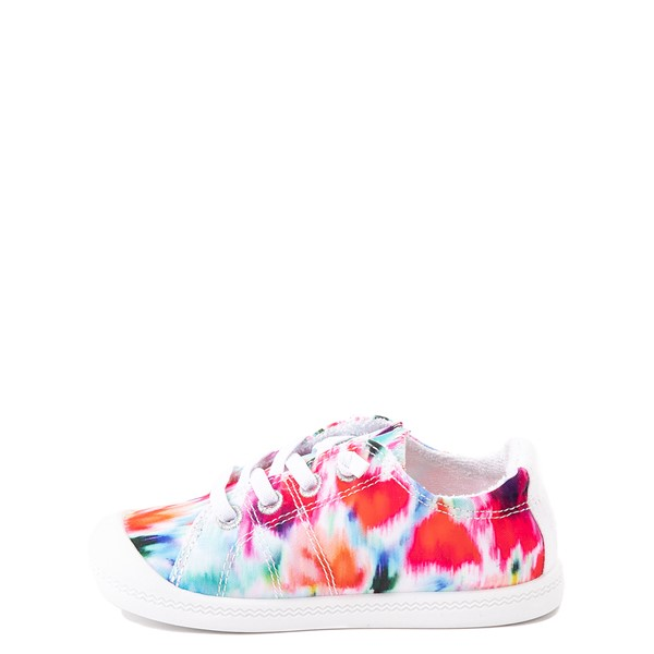 alternate view Roxy Bayshore Casual Shoe - Toddler - WatercolorALT1