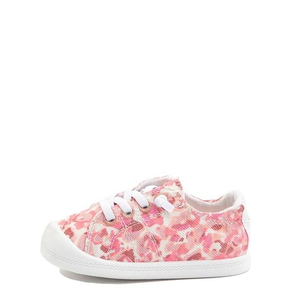 alternate view Roxy Bayshore Casual Shoe - Toddler - Pink LeopardALT1p