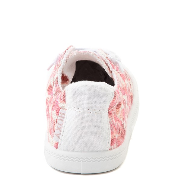 alternate view Roxy Bayshore Casual Shoe - Toddler - Pink LeopardALT4