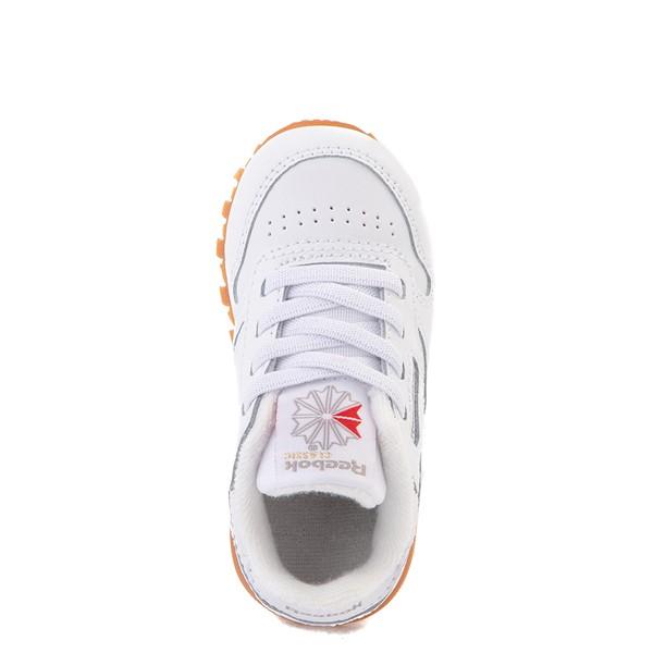 alternate view Reebok Classic Athletic Shoe - Baby / Toddler - WhiteALT2