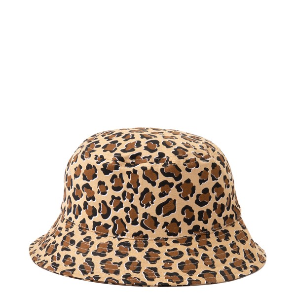 alternate view Leopard Bucket Hat - MulticolorALT1