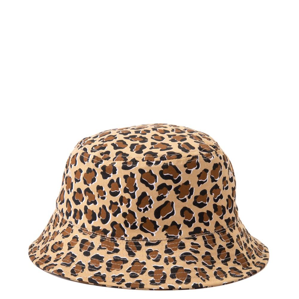 Leopard Bucket Hat - Multicolor