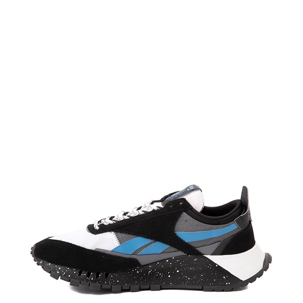 alternate view Mens Reebok Classic Legacy Athletic Shoe - Core Black / White / Cold GrayALT1