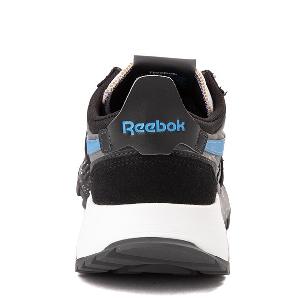 alternate view Mens Reebok Classic Legacy Athletic Shoe - Core Black / White / Cold GrayALT4