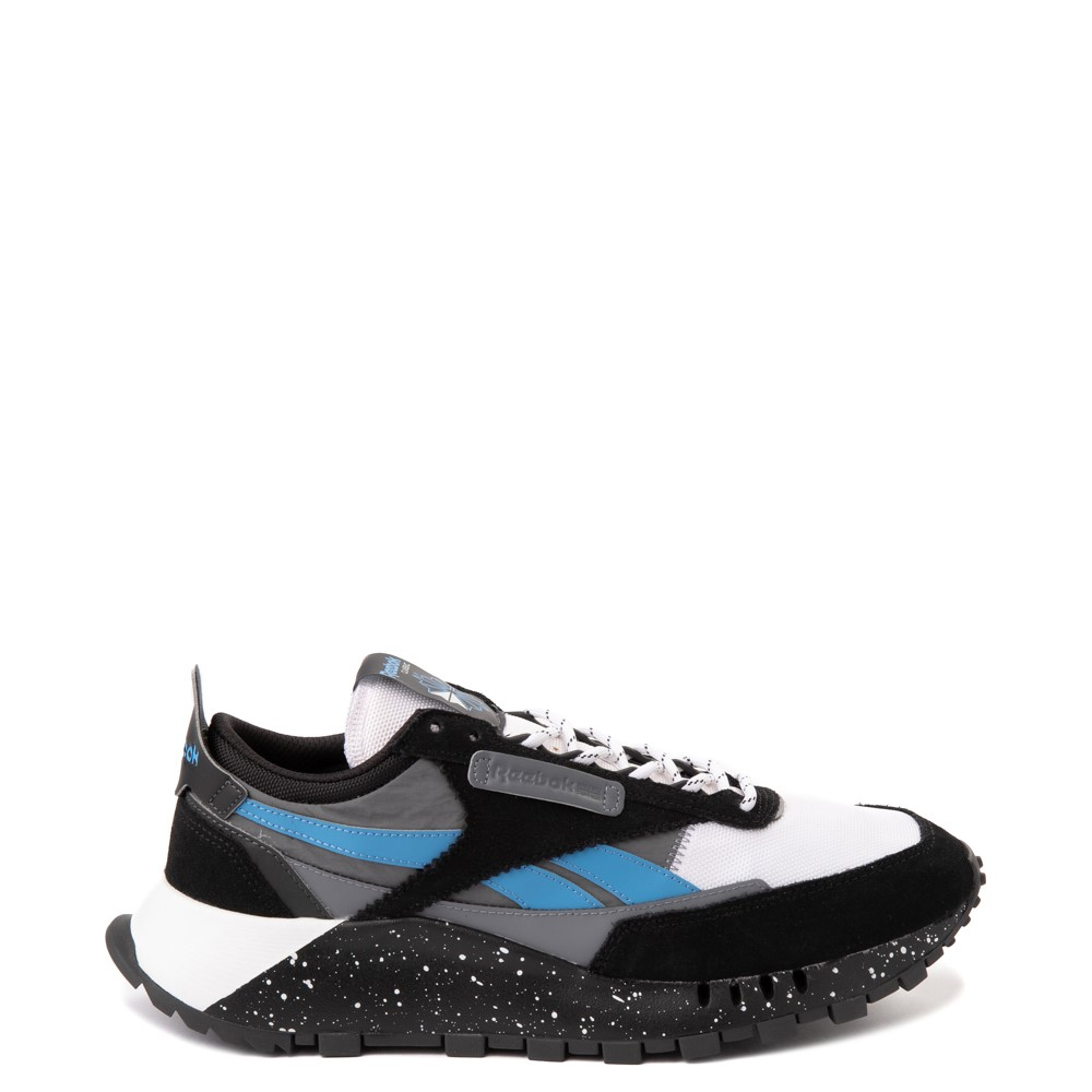 Mens Reebok Classic Legacy Athletic Shoe - Core Black / White / Cold Gray
