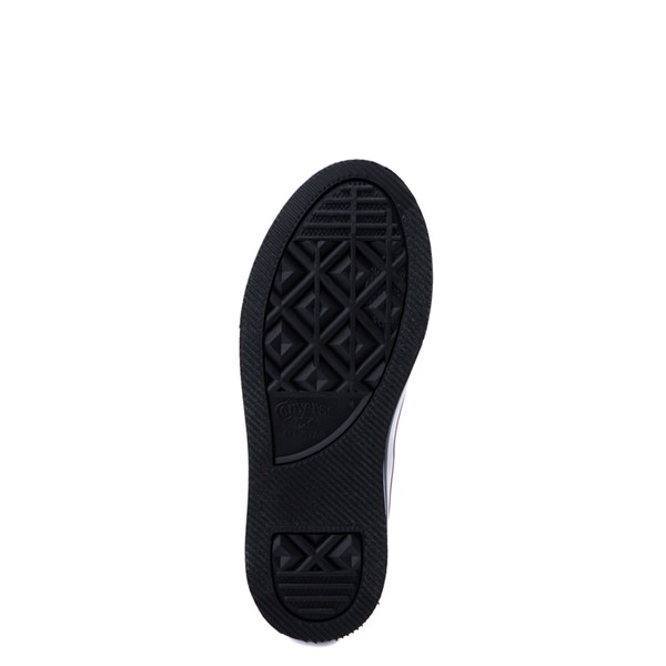alternate view Converse Chuck Taylor All Star Lo Platform Sneaker - Little Kid / Big Kid - WhiteALT3