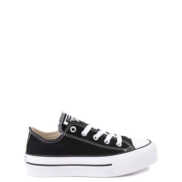 Main view of Converse Chuck Taylor All Star Lo Platform Sneaker - Little Kid / Big Kid - Black