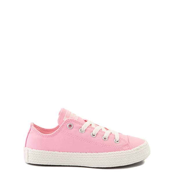 Main view of Converse Chuck Taylor All Star Espadrille Sneaker - Little Kid / Big Kid - Pink