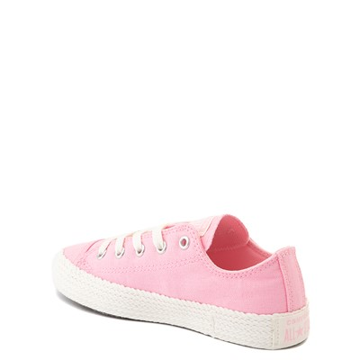 Alternate view of Converse Chuck Taylor All Star Espadrille Sneaker - Little Kid / Big Kid - Pink