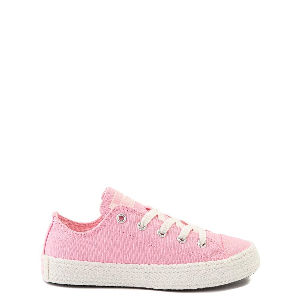 Converse Chuck Taylor All Star Espadrille Sneaker - Little Kid / Big Kid - Pink