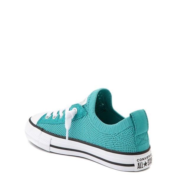 alternate view Converse Chuck Taylor All Star Shoreline Knit Sneaker - Little Kid / Big Kid - Harbor TealALT1