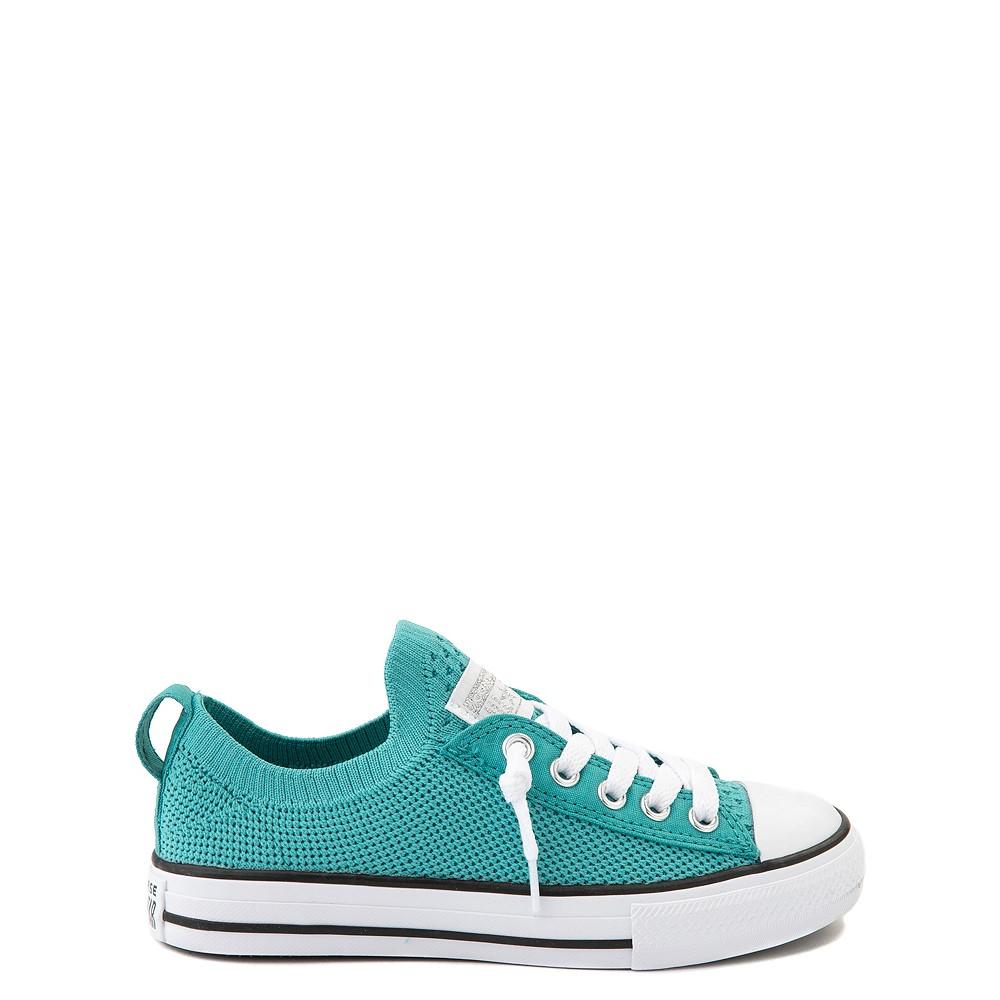 Converse Chuck Taylor All Star Shoreline Knit Sneaker - Little Kid / Big Kid - Harbor Teal