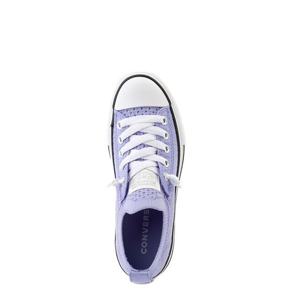 alternate view Converse Chuck Taylor All Star Shoreline Knit Sneaker - Little Kid / Big Kid - Twilight PulseALT2