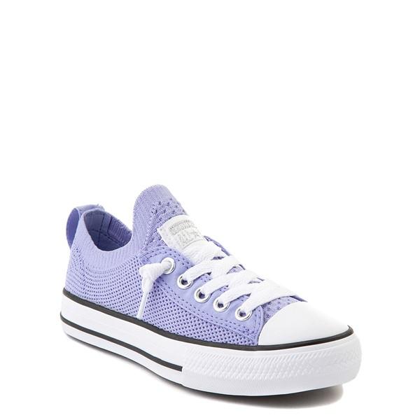 alternate view Converse Chuck Taylor All Star Shoreline Knit Sneaker - Little Kid / Big Kid - Twilight PulseALT5