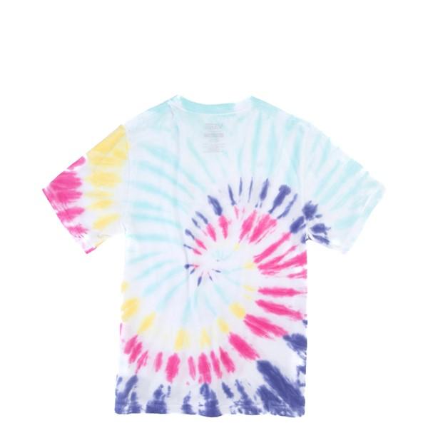 alternate view Vans Tie Dye Easy Box Tee - Little Kid / Big Kid - RainbowALT1