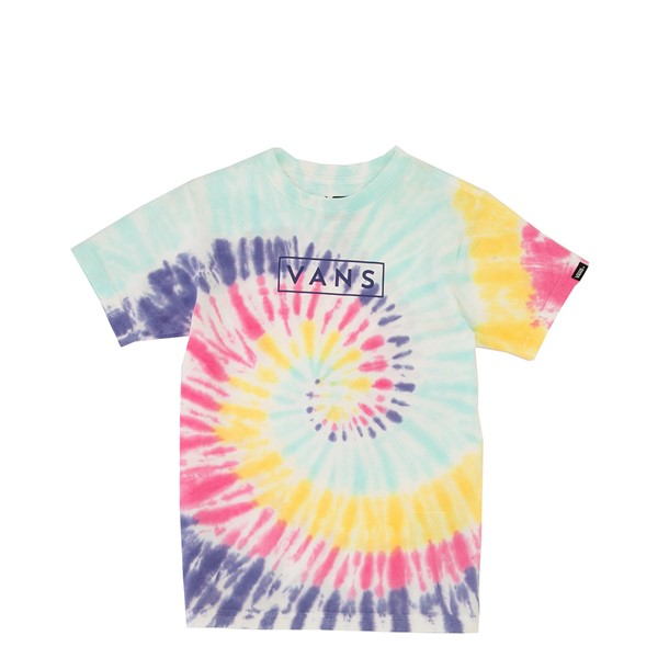 Vans Easy Box Tee - Toddler - Tie Dye
