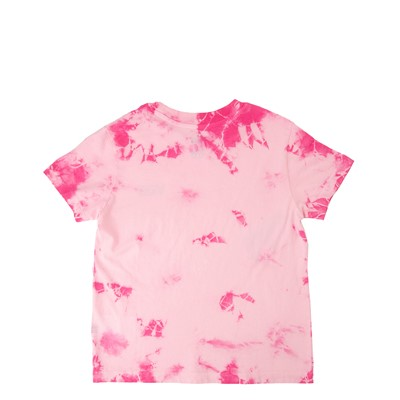 Alternate view of Vans Hypno Boxy Tee - Little Kid / Big Kid - Fuschia