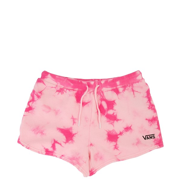 Vans Hypno Boxy Shorts - Little Kid / Big Kid - Fuschia