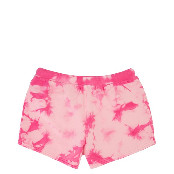 alternate view Vans Hypno Boxy Shorts - Little Kid / Big Kid - FuschiaALT1