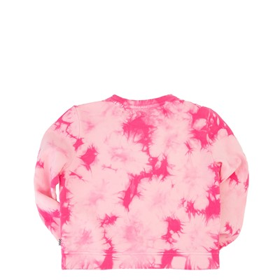 Alternate view of Vans Hypno Crew Sweatshirt - Little Kid / Big Kid - Fuchsia