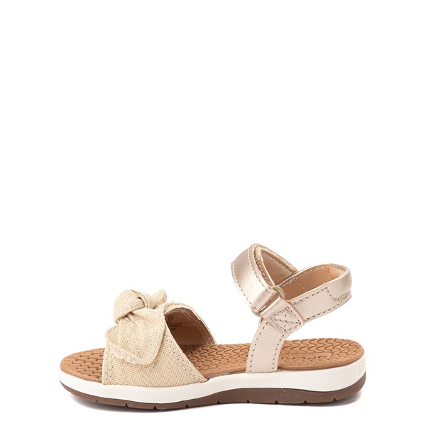 alternate view Sperry Top-Sider Galley Sandal - Toddler / Little Kid - ChampagneALT1