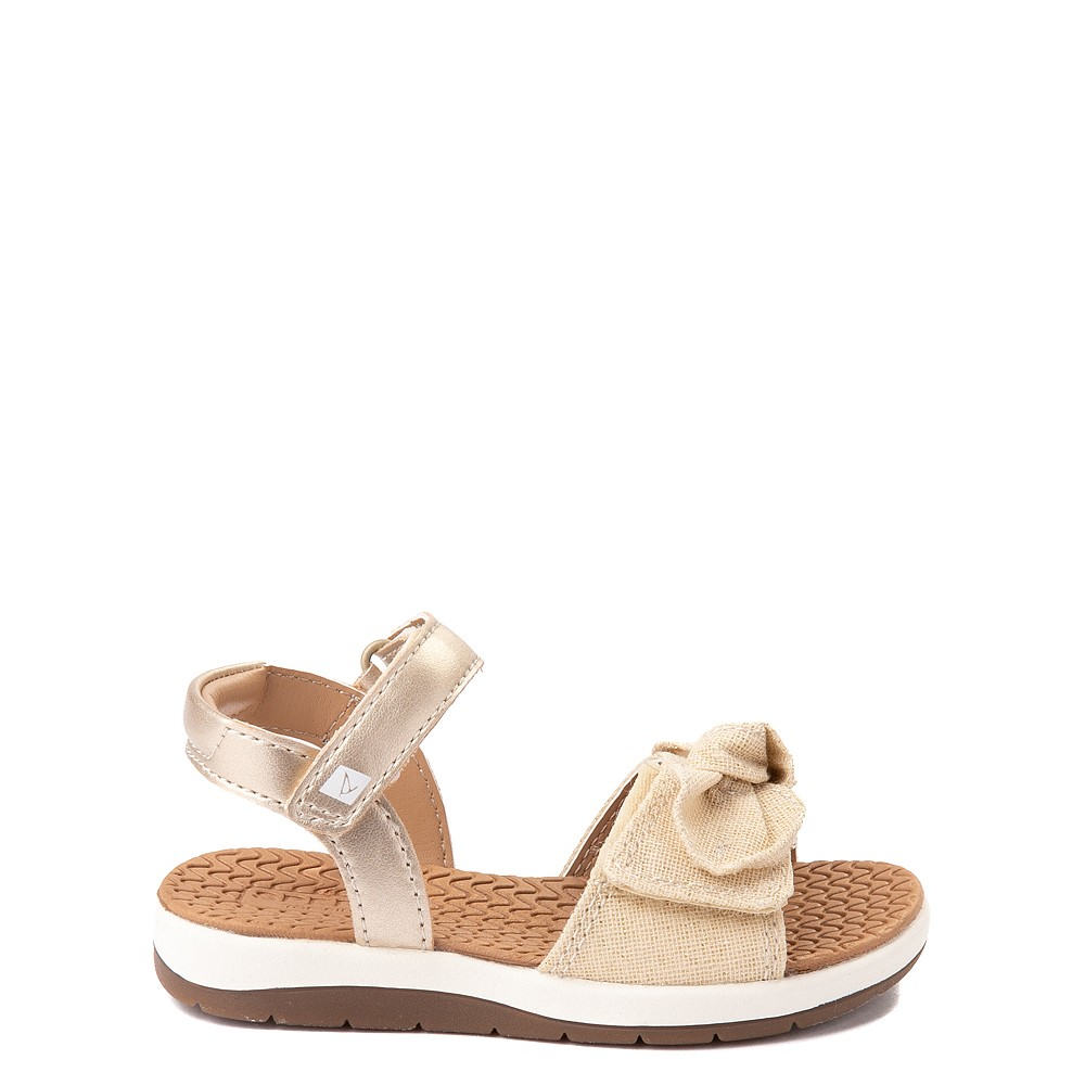 Sperry Top-Sider Galley Sandal - Toddler / Little Kid - Champagne