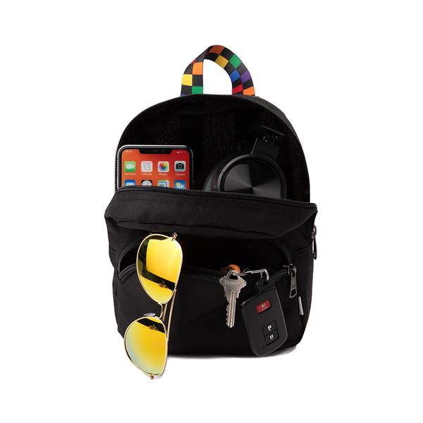 alternate view Vans Got This Pride Mini Backpack - BlackALT1